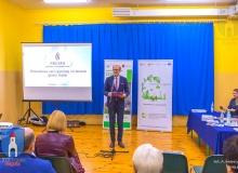 Spotkanie informacyjne dotyczące rządowego programu Czyste Powietrze oraz kolejnego etapu gazyfikacji Miasta i Gminy Gąbin