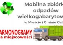 Uwaga rusza mobilna zbiórka odpadów wielkogabarytowych