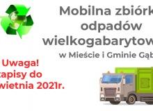 Mobilna zbiórka odpadów wielkogabarytowych - 2021